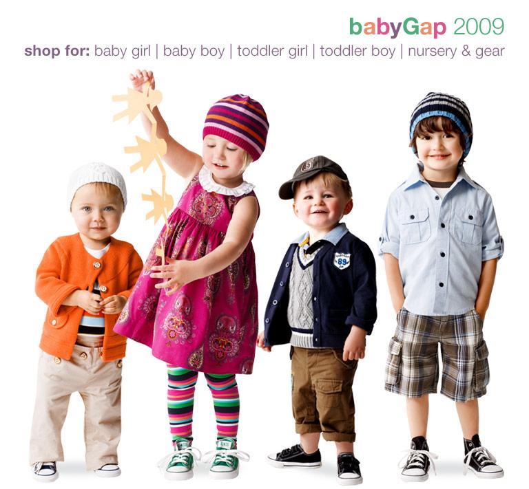 Look Model Agency: Phoenix for Baby Gap